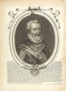 Nicolas de Larmessin.Henri IV