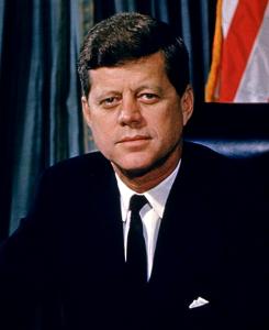 Джон Фицджеральд Кеннеди (англ. John Fitzgerald Kennedy)