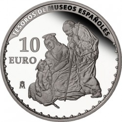 Spain 2013. 10 euro. Rafael