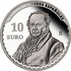 Spain 2013. 10 euro. Vicente Lopez