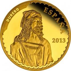 Spain 2013. 400 euro. Durero