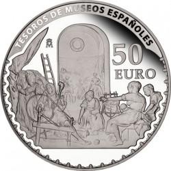 Spain 2013. 50 euro. Diego Velázquez