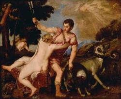 Venus and Adonis (1553)