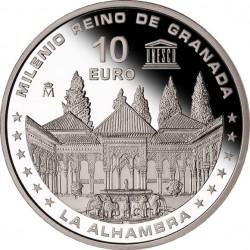 Spain 2013. 10 euro. Granada