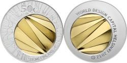 COTY 2014 Finland 50 euro WDCH