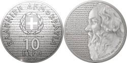 COTY 2014 Greece 10 euro Socrates