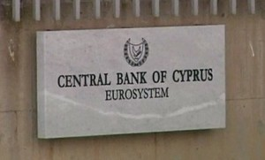 Central bank of Cyprus logo
