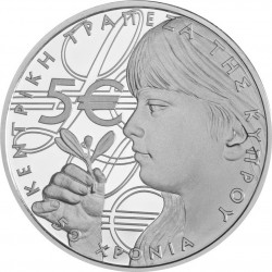 Cyprus 2013. 5 euro. Central Bank of Cyprus