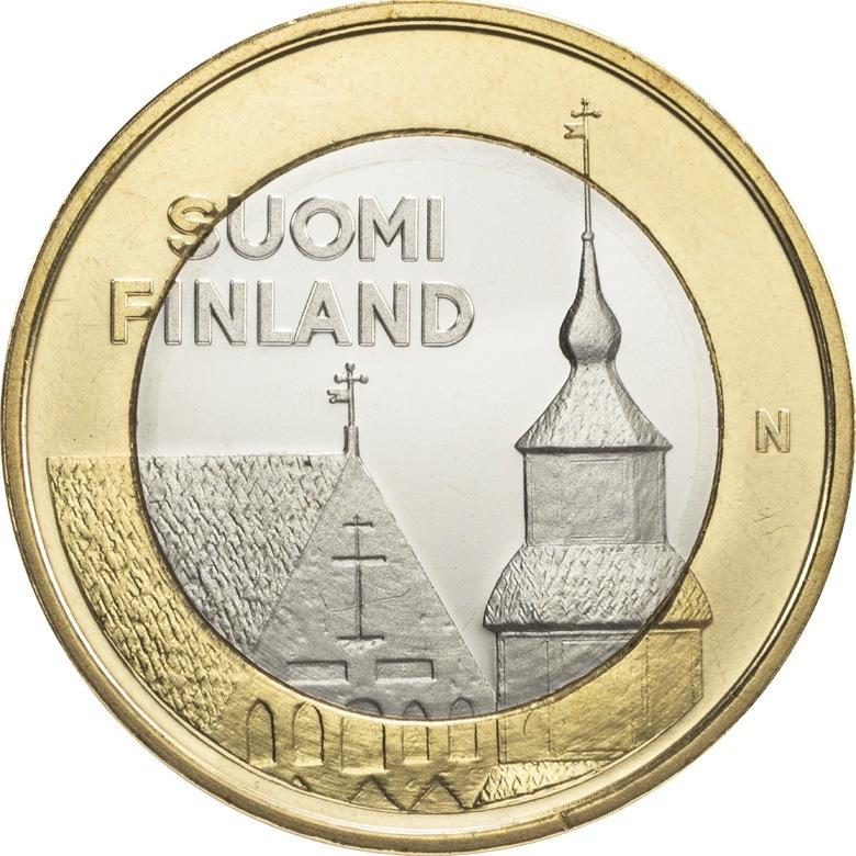 Финляндия монеты 5 евро монета 1926