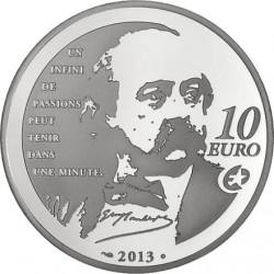 France 2013 10 euro Madame Bovary av
