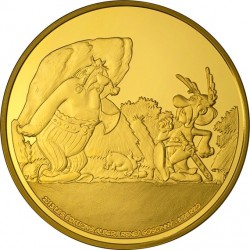France 2013. 100 euro. Asterix