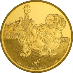 France 2013. 50 euro. Asterix
