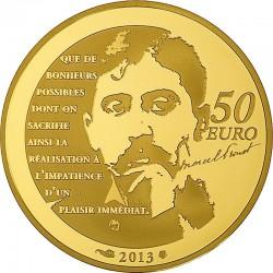 France 2013. 50 euro. Odette de Crécy