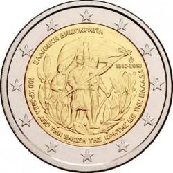Greece 2013 2 euro Crete