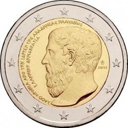 Greece 2013 2 euro Plato
