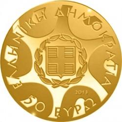 Greece 2013. 50 euro. Tiryns