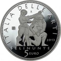Italy 2013. 5 euro. Selinunte
