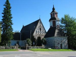 Церковь святого Лаврентия в городке Янаккала (фин. Janakkalan Pyhän Laurin kirkko)