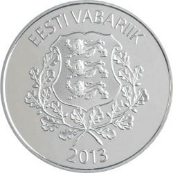 Eesti 2013. 7 euro. Raimond Valgre