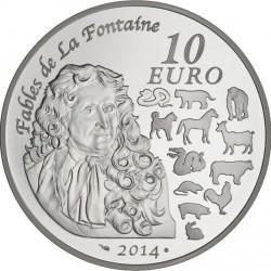 France 2013. 10 euro. Horse