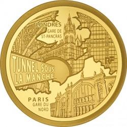 France 2013. 50 euro. Gare du Nord - Gare St Pancras