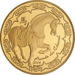 France 2013. 50 euro. Horse