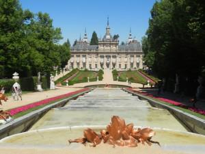 Королевский дворец Ла Гранха-де-Сан-Ильдефонсо (исп. Palacio Real de La Granja de San Ildefonso)