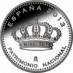 Spain 2013. 5 euro. Patrimonio Nacional