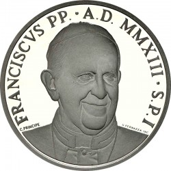Vatican 2013. 10 euro. 50th World Day of Prayer for Vocations