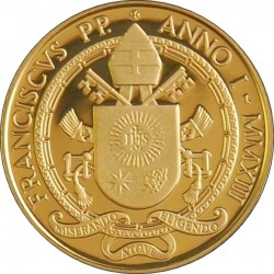 Vatican 2013. 20 euro. Julius II