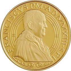 Vatican 2013. 50 euro. Leo X