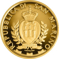 San Marino 2013. 50 euro. Serravalle