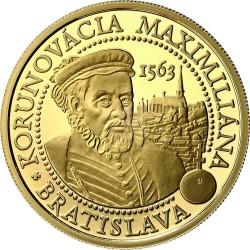 Slovakia 2013. 100 euro. Maximilian