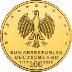 Germany 2013. 100 euro. Dessau-Worlitz