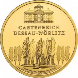 Germany 2013. 100 euro. Dessau-Worlitz