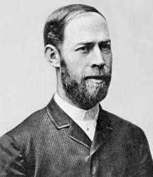 Генрих Рудольф Герц (нем. Heinrich Rudolf Hertz)