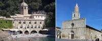 San Fruttuoso and Cattedrale Atri