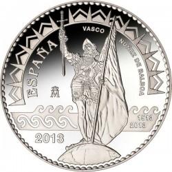 Spain 2013. 50 euro. Oceano Pacífico