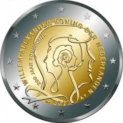 2 euro 2013 Kingdom of the Netherlands