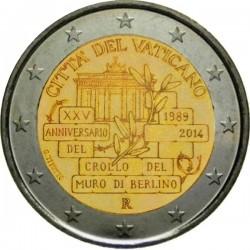 2 euro 2014 Vatican