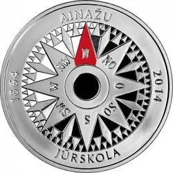 Latvia 5 euro Ainazu
