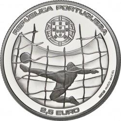 Portugal 2014. 2.5 euro. FIFA (Ag 925)