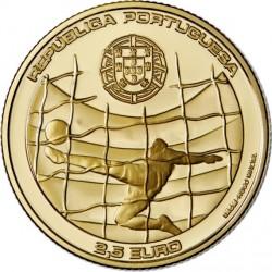 Portugal 2014. 2.5 euro. FIFA (Au 916)