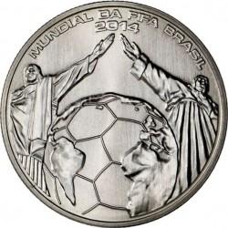 Portugal 2014. 2.5 euro. FIFA (Cu-Ni)