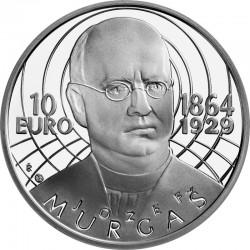 Slovakia 2014. 10 euro. Jozef Murgaš