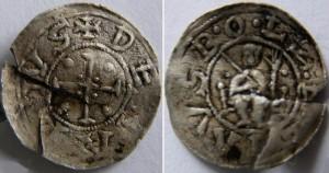 Denar Boleslawa Krzywoustego