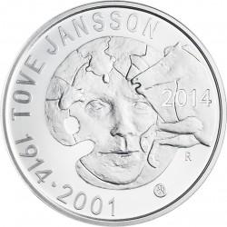 Finland 2014. 20 euro. Tove Jansson