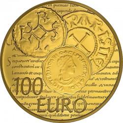 France 2014. 100 euro. Semeuse