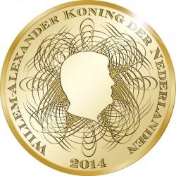 Netherland 2014. 10 euro. Nederlandsche Bank