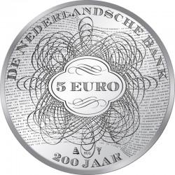 Netherland 2014. 5 euro. Nederlandsche Bank